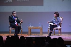 Formação docente é tema de conferência - IV Congresso de Educação Notre Dame (4)