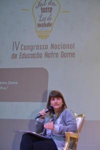 Formação docente é tema de conferência - IV Congresso de Educação Notre Dame (5)